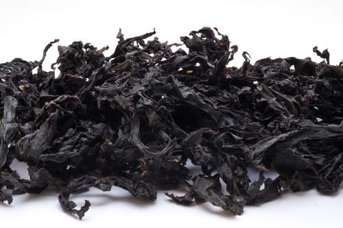 Le alghe Nori utilizzate nella preparazione di questa ricetta d67342bd69ec