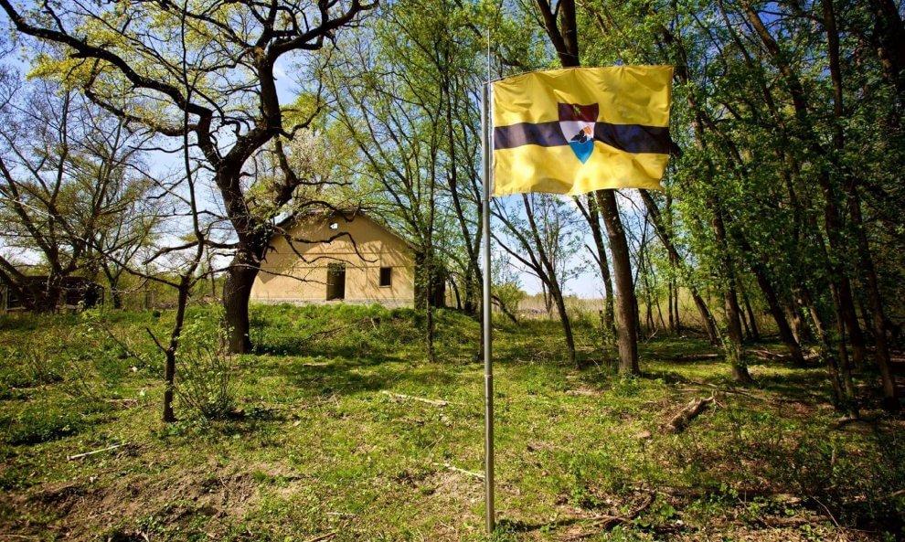 liberland bandiera