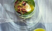 vellutata zucchine capesante
