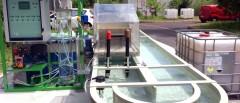 Impianto Microalghe Depuratore Bresso
