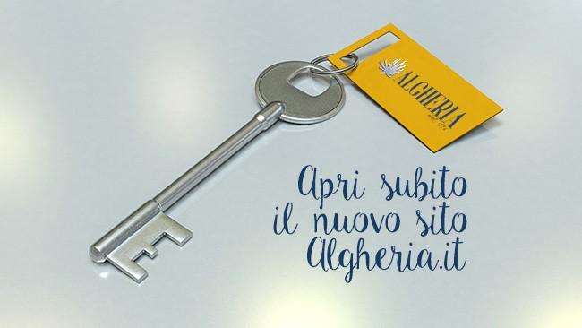 Apri subito il nuovo sito Algheria.it